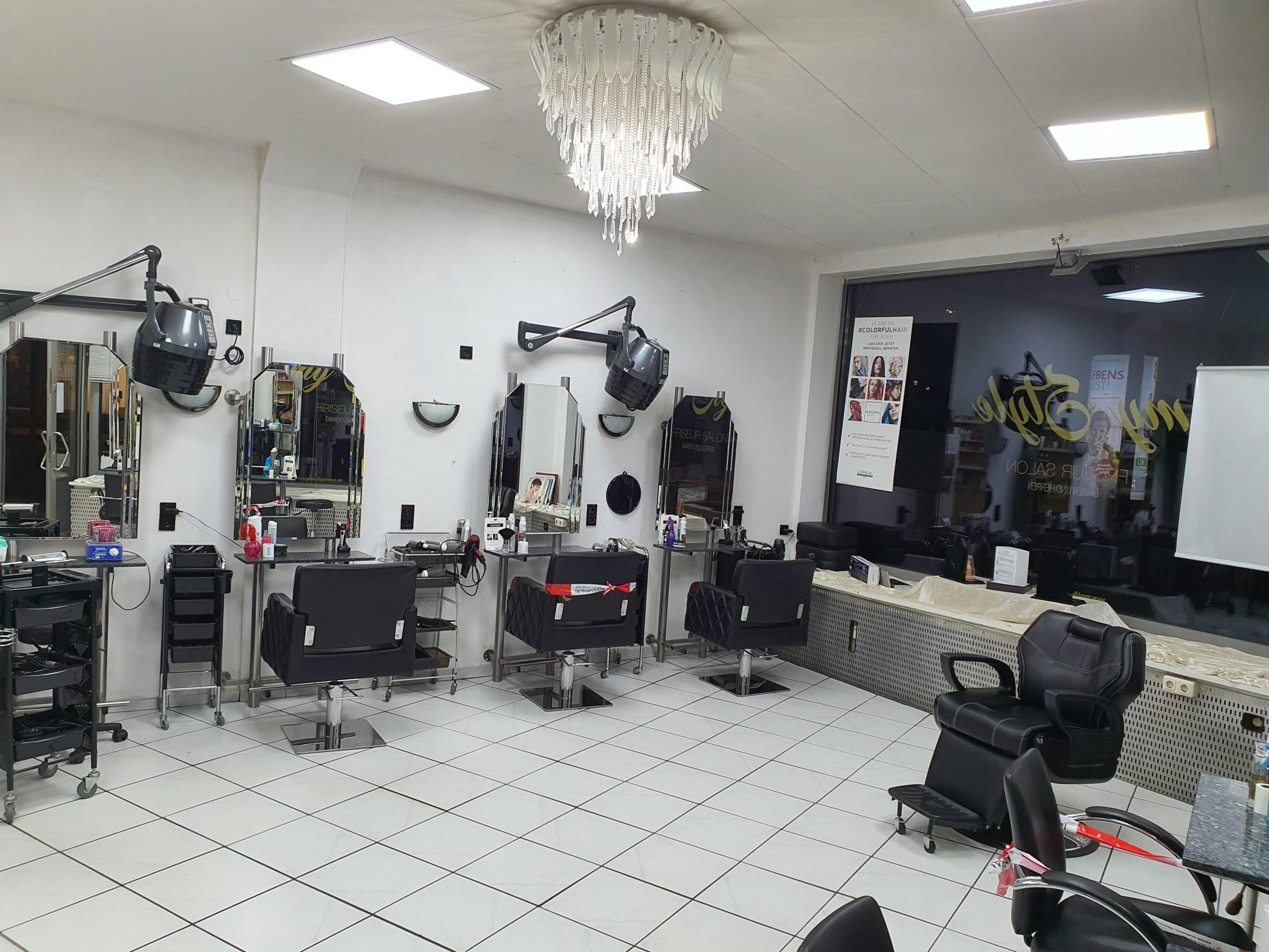 Salon Innen